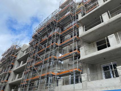Des logements construits en baisse mais des autorisations en hausse
