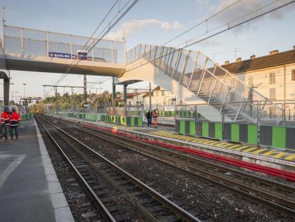 La construction métallique engrange des marchés avec les bâtiments industriels et les gares