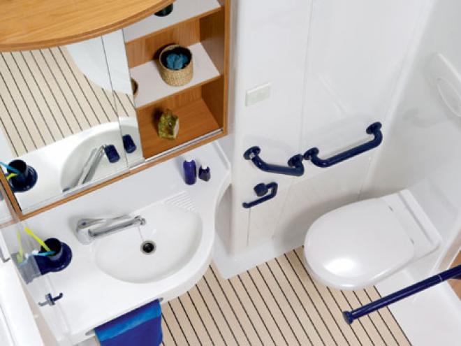 Salle de bains et handicap Equipements sanitaires Normes