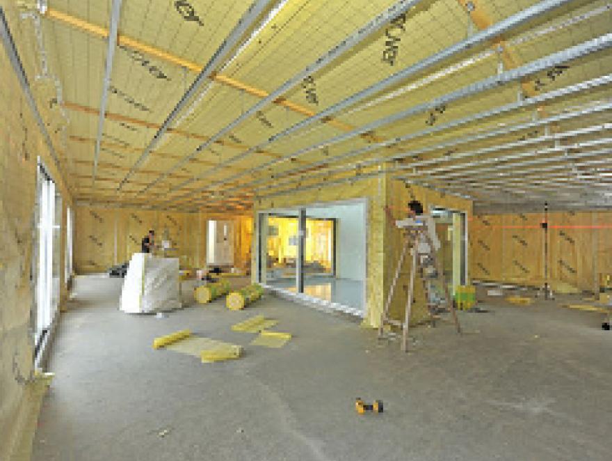 NF DTU 32.3 – Construction ossatures en acier maisons et bâtiments résidentiels