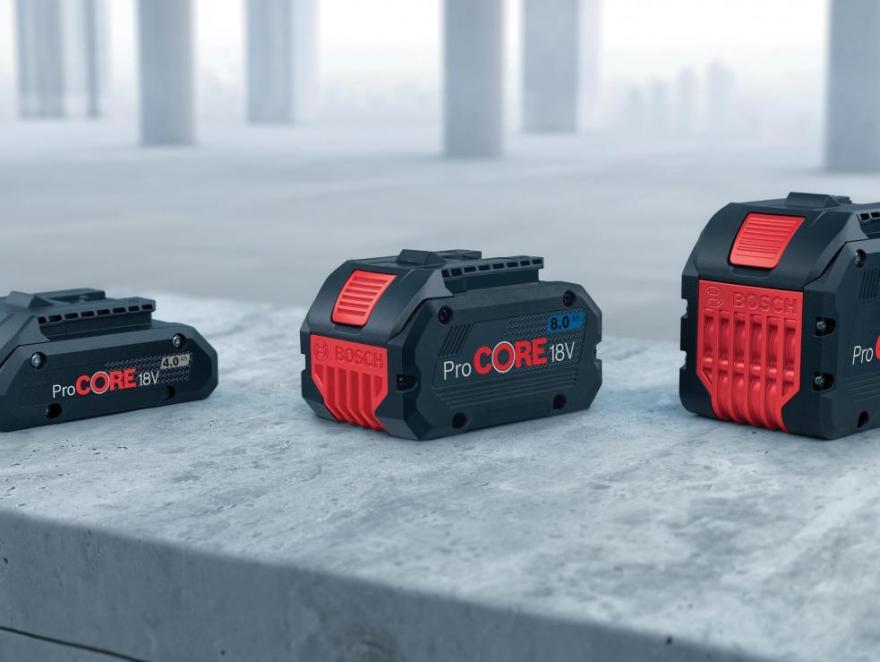 Bosch parie sur de nouvelles batteries ultra performantes