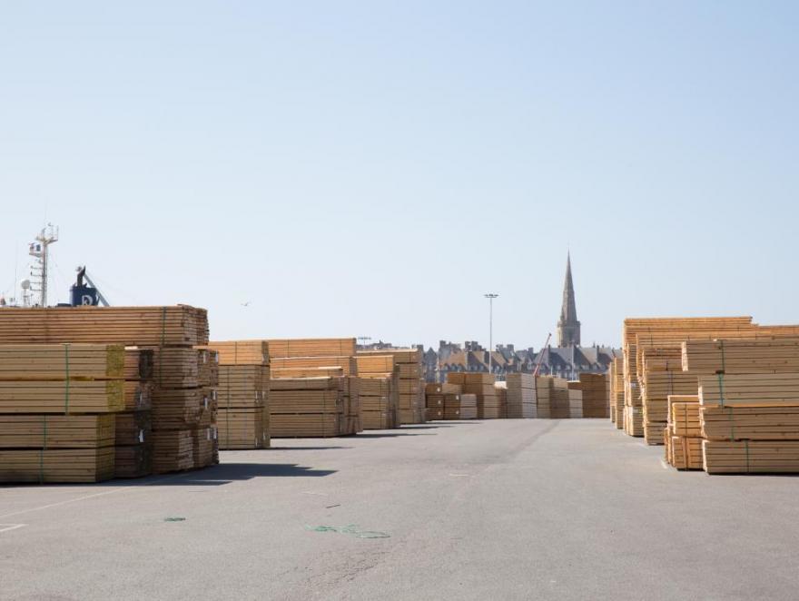 Le groupe ISB structure la filière bois