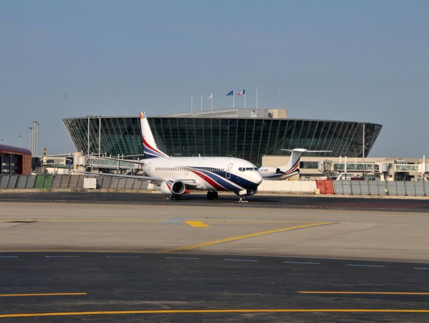 Le gouvernement soutient l'extension de l'aéroport de Nice
