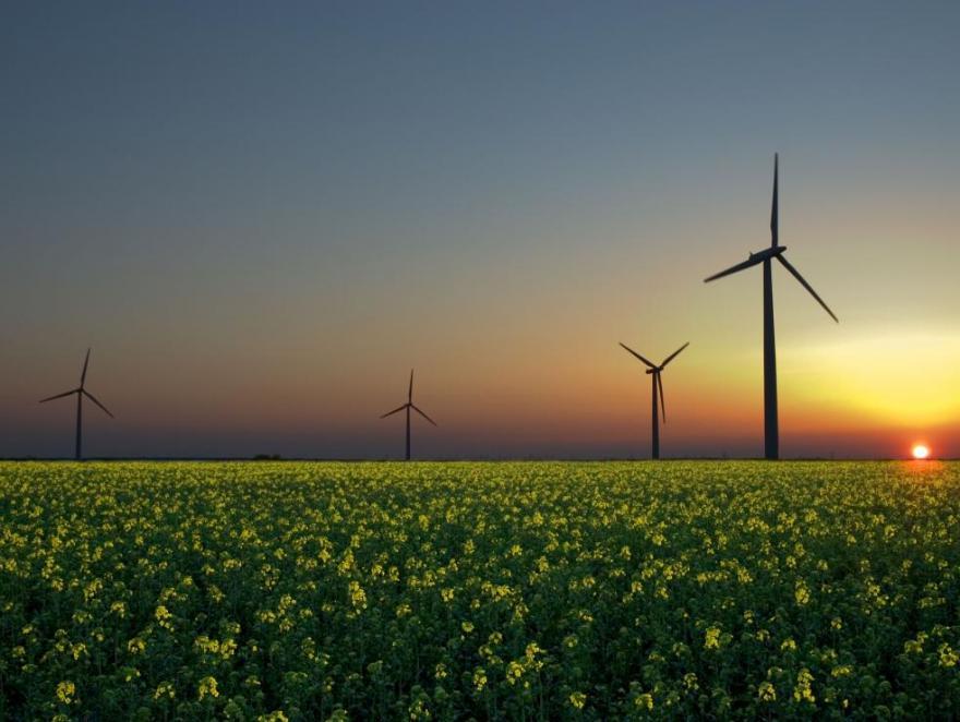 Le chinois CGN veut doubler sa production dans l'éolien en Europe d'ici à 5 ans