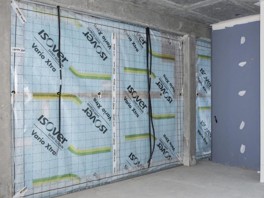 Comment isoler des murs par l'intérieur sans perdre trop de place