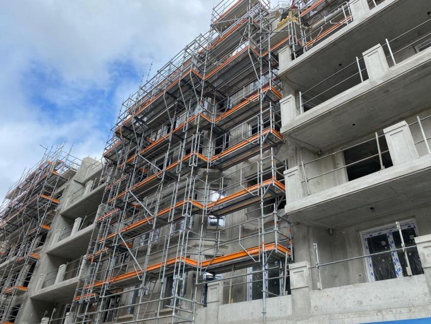 Logement neuf: la FPI s'inquiète de la tendance de fond à la baisse