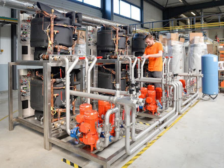 Les géostructures, de vraies opportunités pour les pompes à chaleur géothermiques dans le neuf