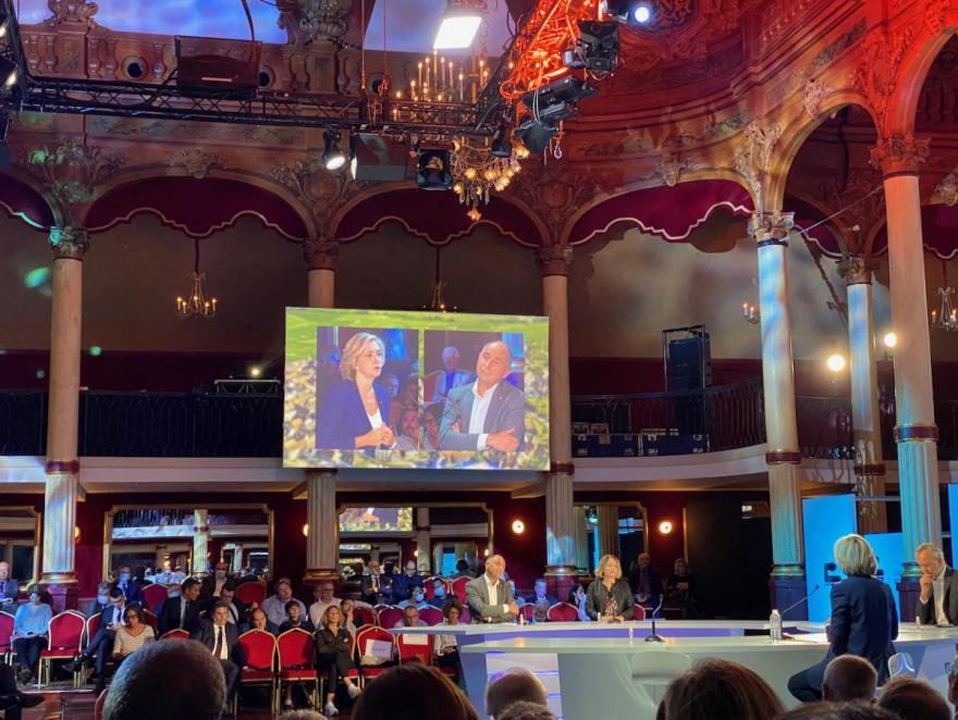 La FFB sonde neuf candidats à la présidentielle sur leur future politique du Logement