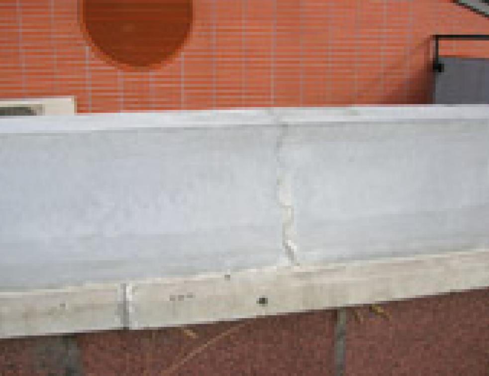 Étanchéité de toiture terrasse : vérifiez les ouvrages en maçonnerie