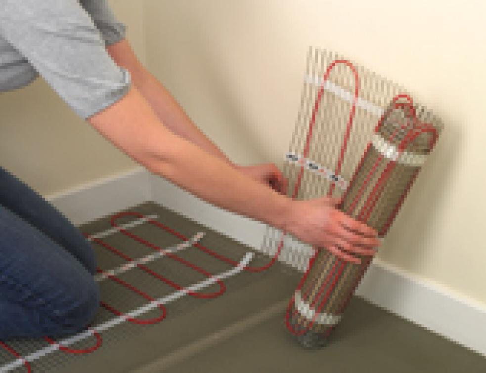 plancher chauffant en r novation hydraulique ou lectrique. Black Bedroom Furniture Sets. Home Design Ideas