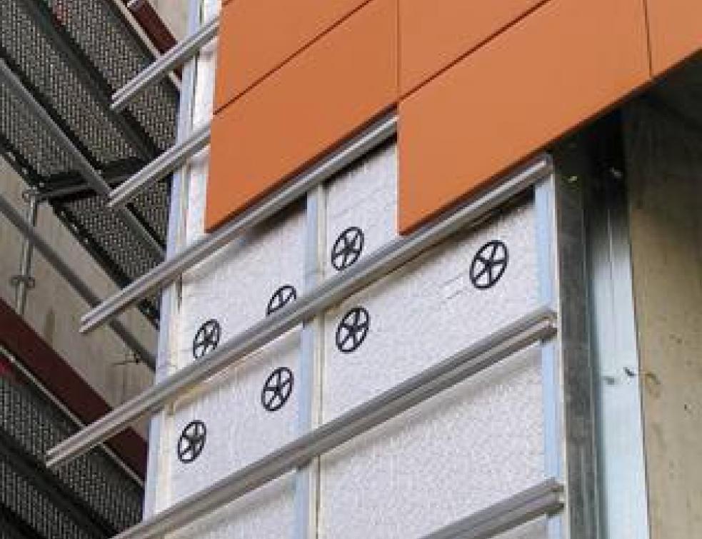 Isolation thermique par l'extérieur en rénovation