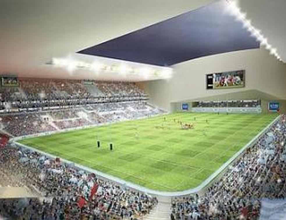 Recours contentieux contre le futur stade du Racing-Métro à Nanterre