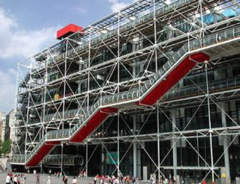 Centre Pompidou: un établissement vétuste à rénover