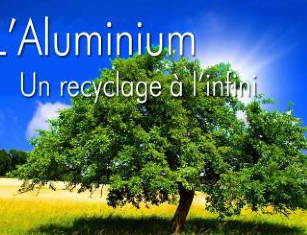 L'aluminium des menuiseries se recycle déjà