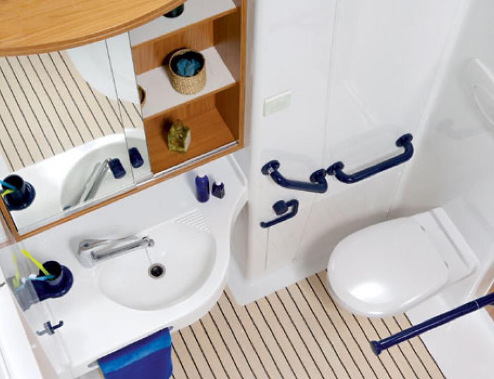 Salle de bains et handicap