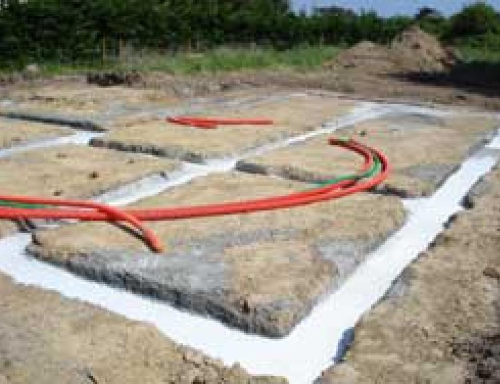 Quelles fondations superficielles ?