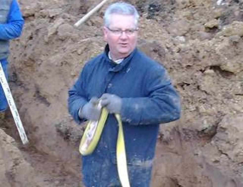 Un partenaire pour les chantiers de récupération d'eau de pluie