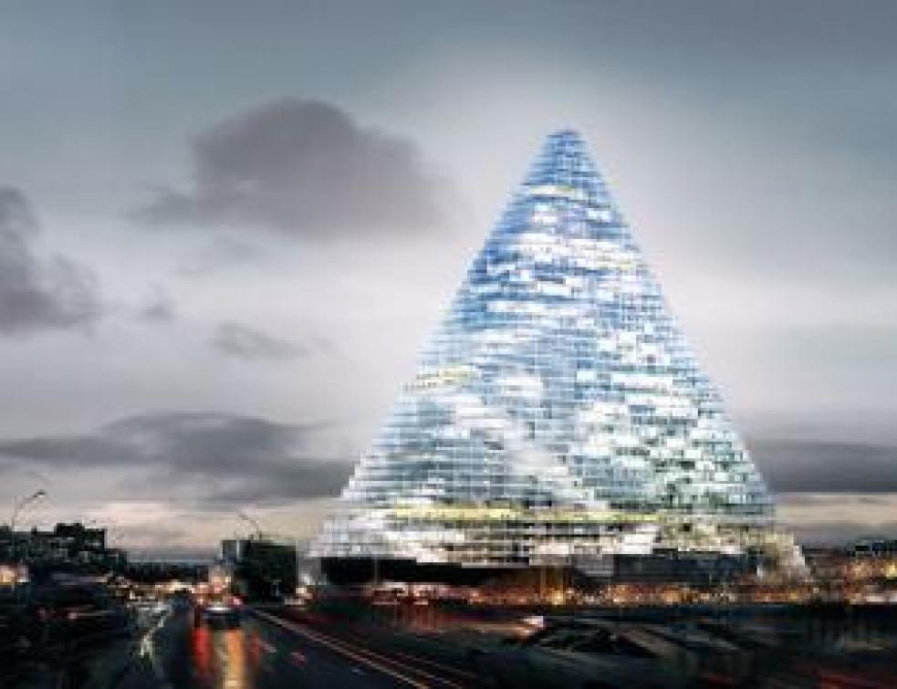 Paris vote pour la construction d'une tour de 180 m dans le XVème