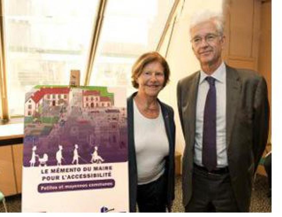 Accessibilité : un mémento pour les maires des petites communes