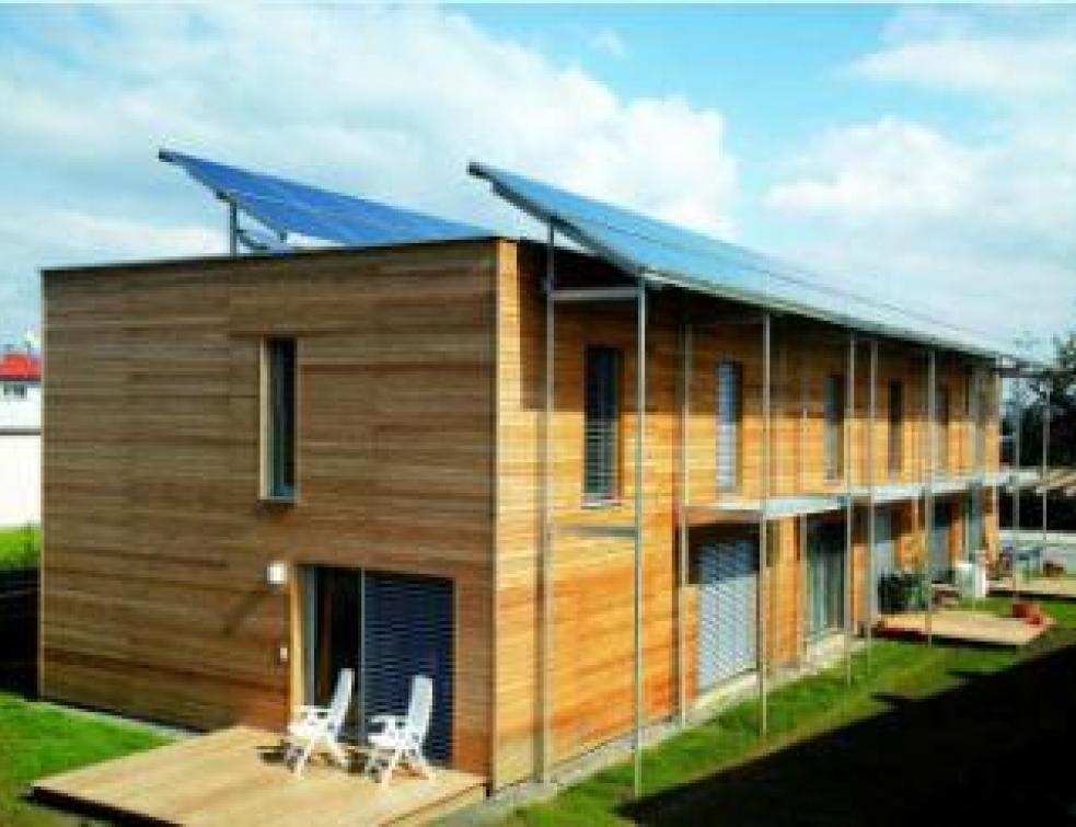 Les bâtiments neufs en route vers l'énergie positive