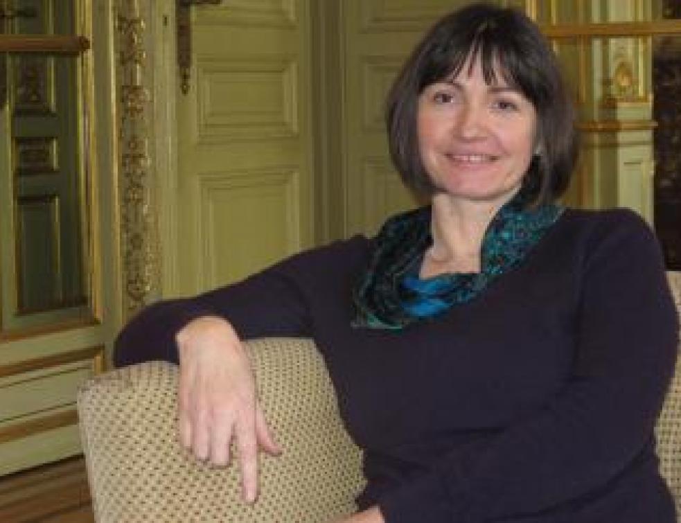 Monique Montal, porte-parole de 3000 femmes du BTP