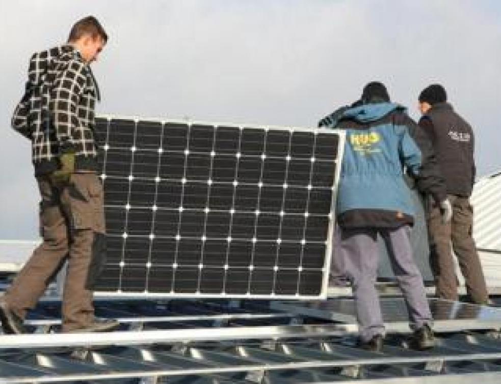 Le gouvernement précise ses aides à la filière solaire