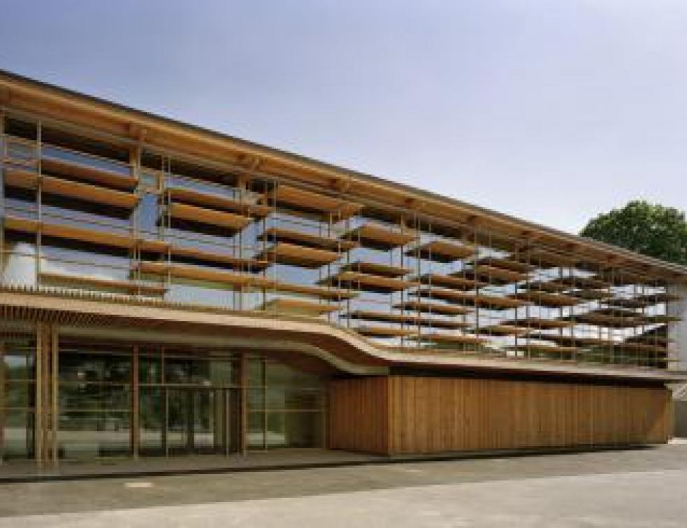 Construction bois : les plus belles réalisations nationales