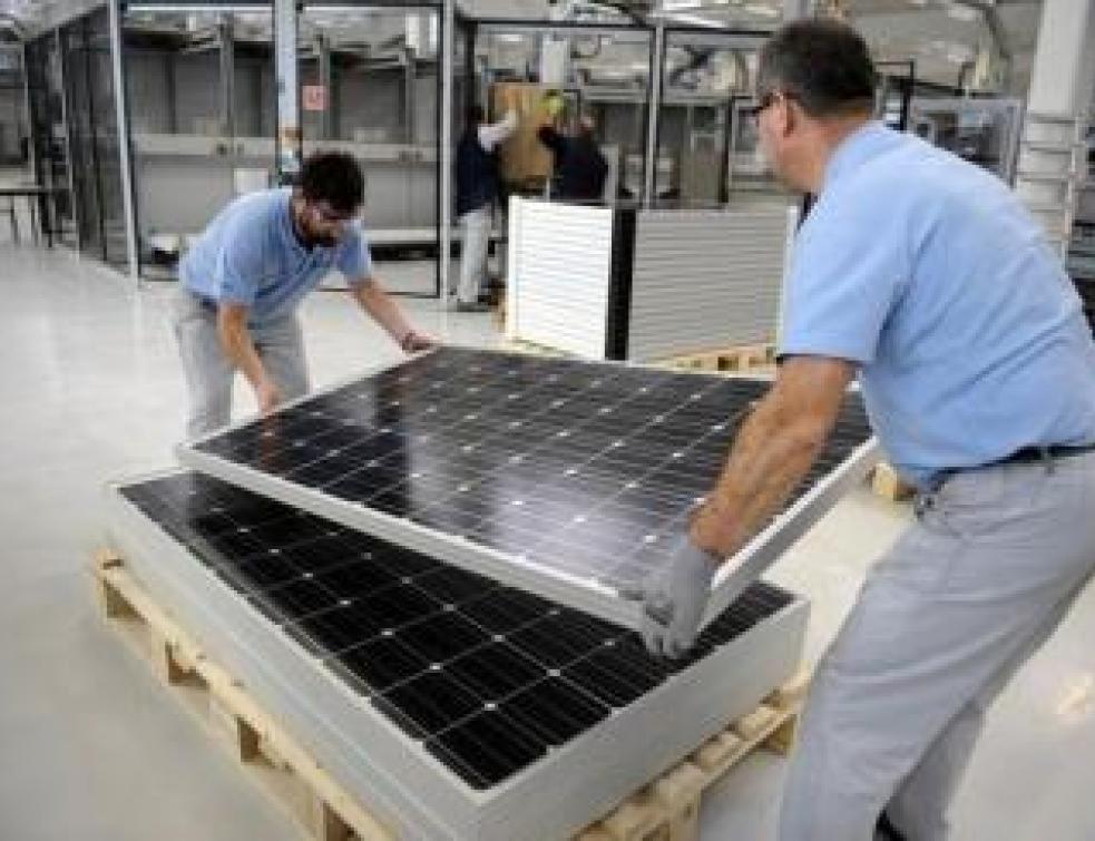 Photovoltaïque : un bonus pour le made in Europe