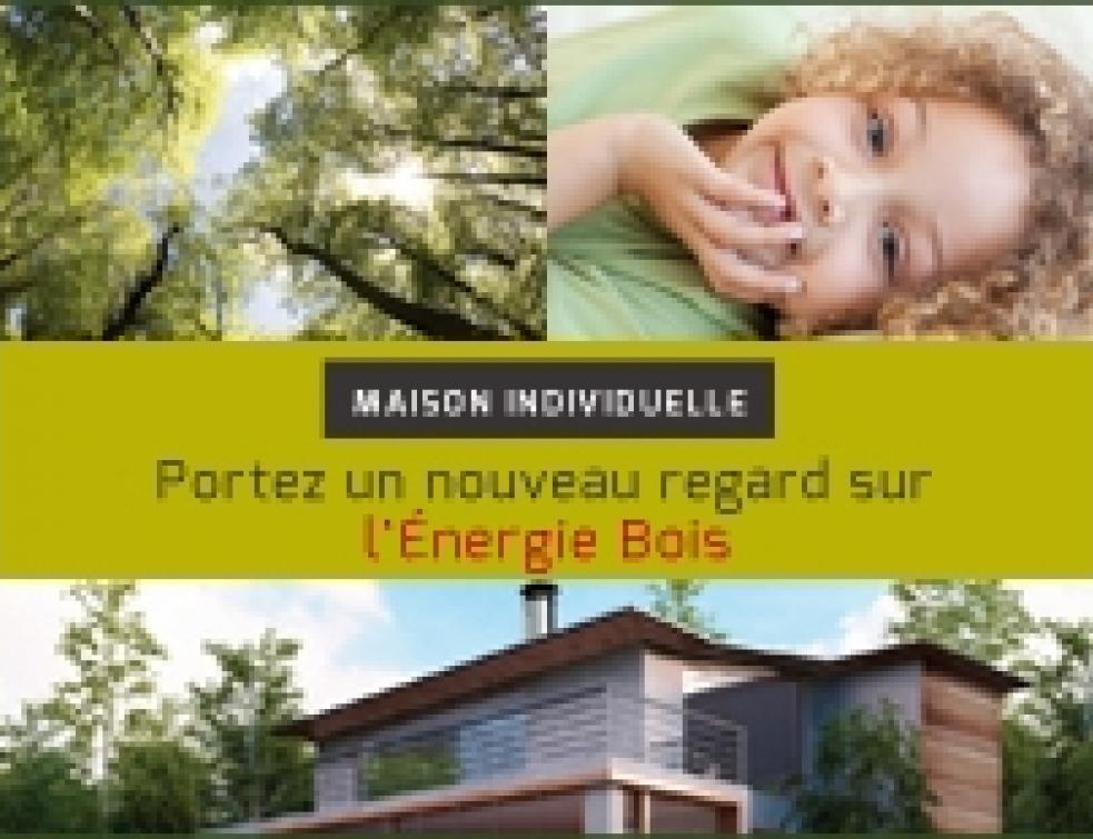 POUJOULAT : RT 2012, découvrez la nouvelle documentation Energie Bois en maison individuelle