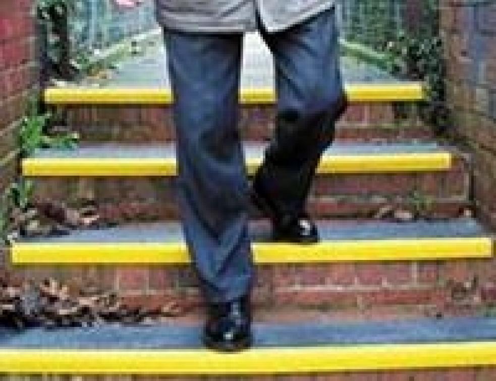 Rendez vos escaliers antidérapants pour éviter les chutes