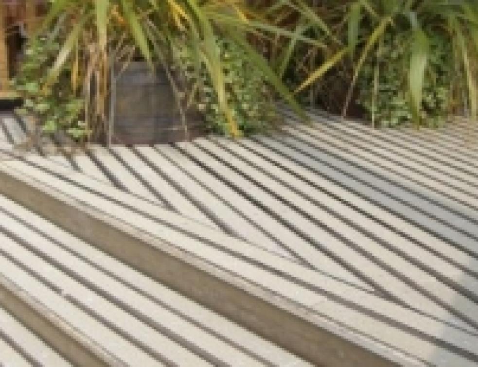 Des Lames Super Agrippantes pour sécuriser vos surfaces en bois