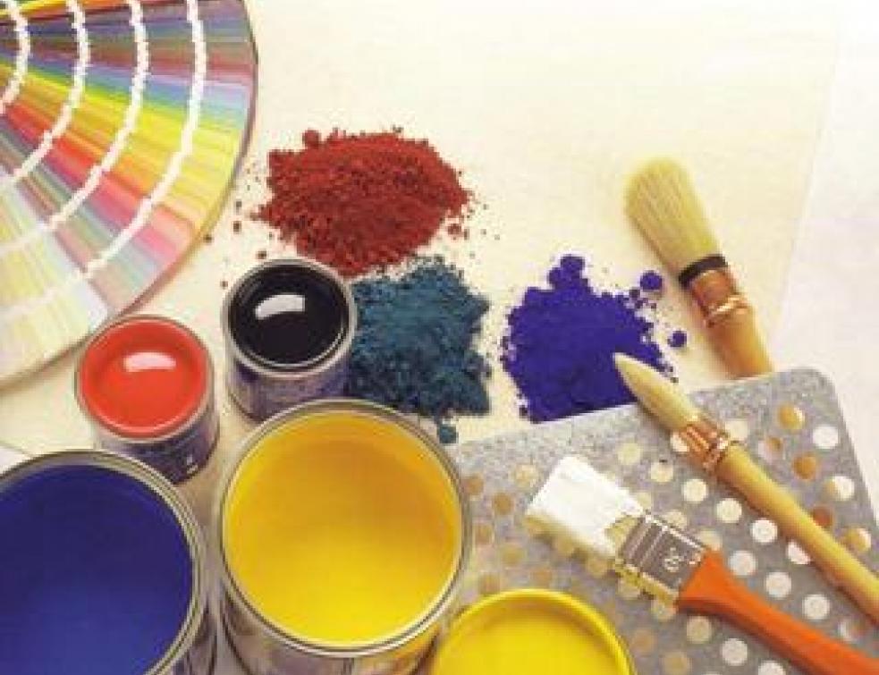 peintures int rieures sans solvant sans cov solutions. Black Bedroom Furniture Sets. Home Design Ideas