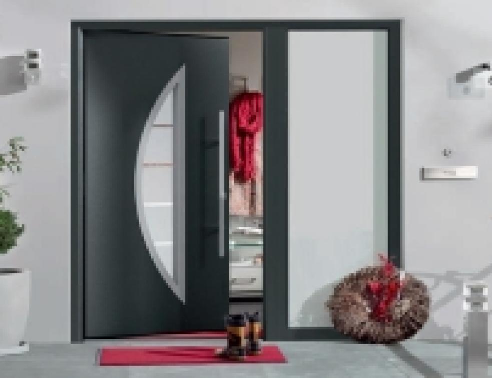 Nouvelle gamme de portes d'entrée Hörmann ThermoPro Plus