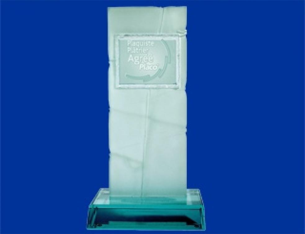 Les lauréats des challenges régionaux des Trophées Placo