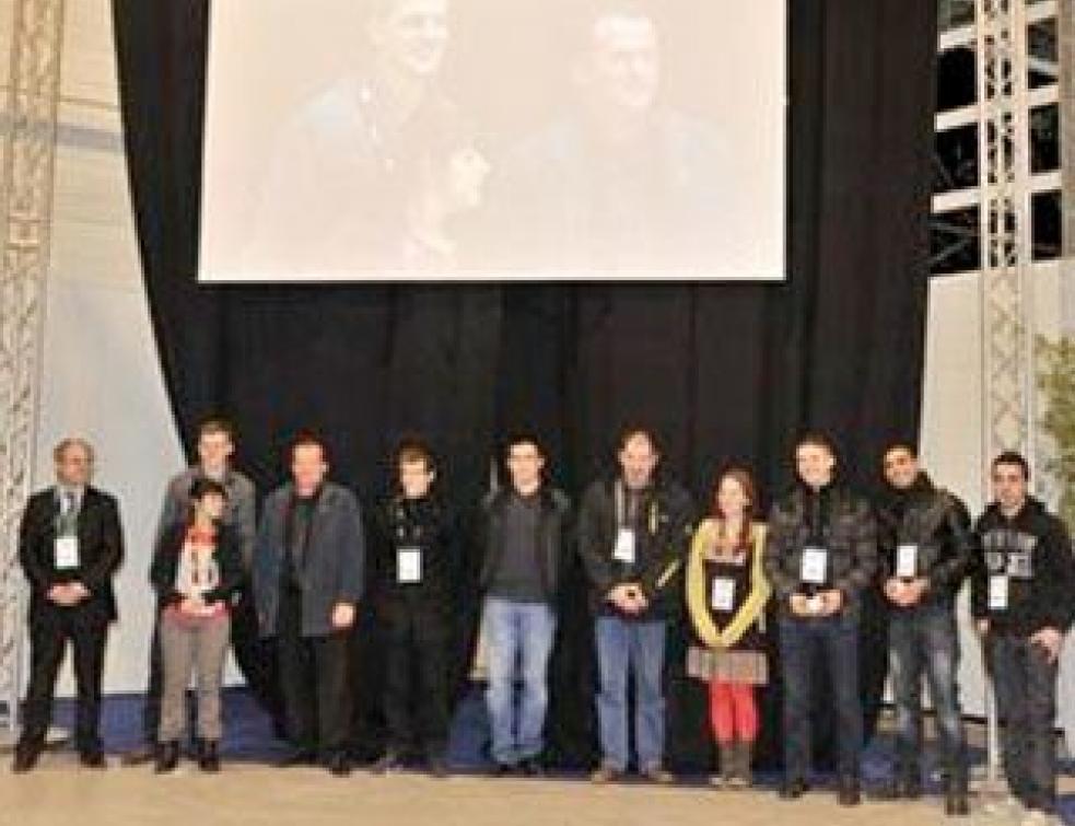 Les vainqueurs des Trophées de l'Apprenti 2013