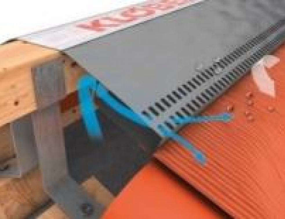 Klober lance le Roll-Fix® premium : la solution métallique innovante