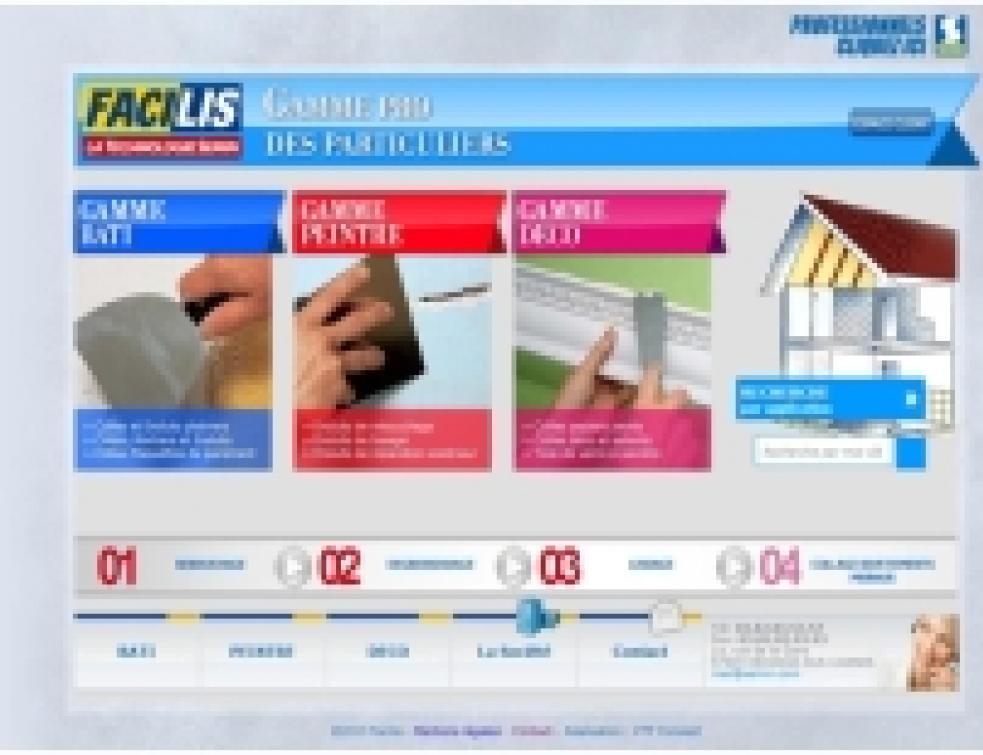 Le site FACILIS est en ligne !