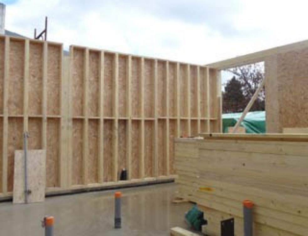 Quelle barrière isolante pour une crèche passive ?