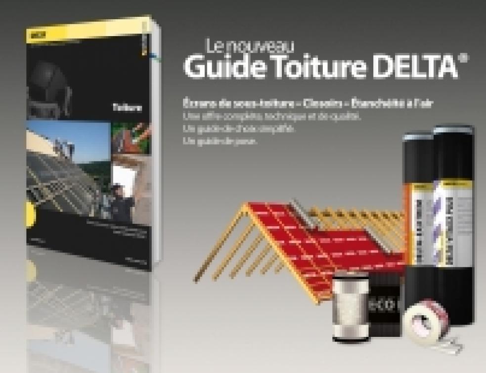 Le nouveau Guide Toiture Delta