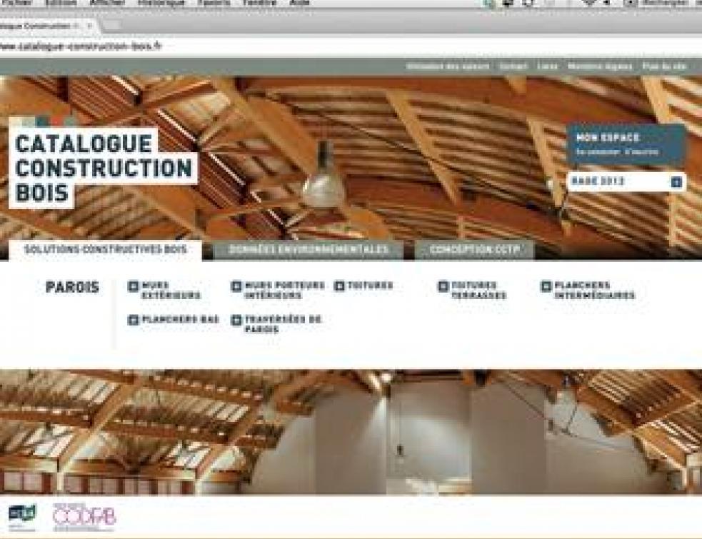 Construction à ossature bois et performance énergétique