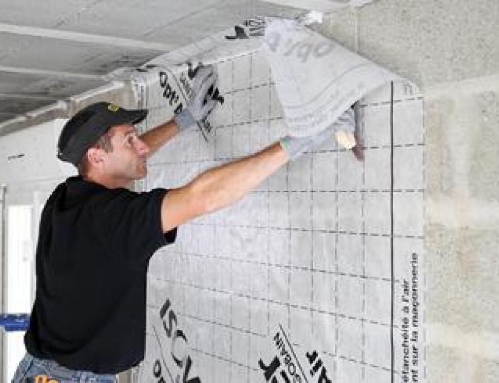 Murs maçonnés : quelles étanchéités à l'air ?