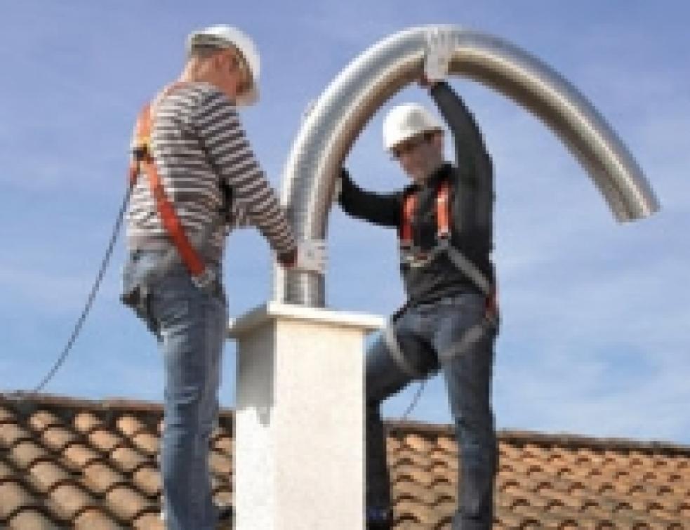 Rénovation de cheminées : les solutions tubage de Poujoulat