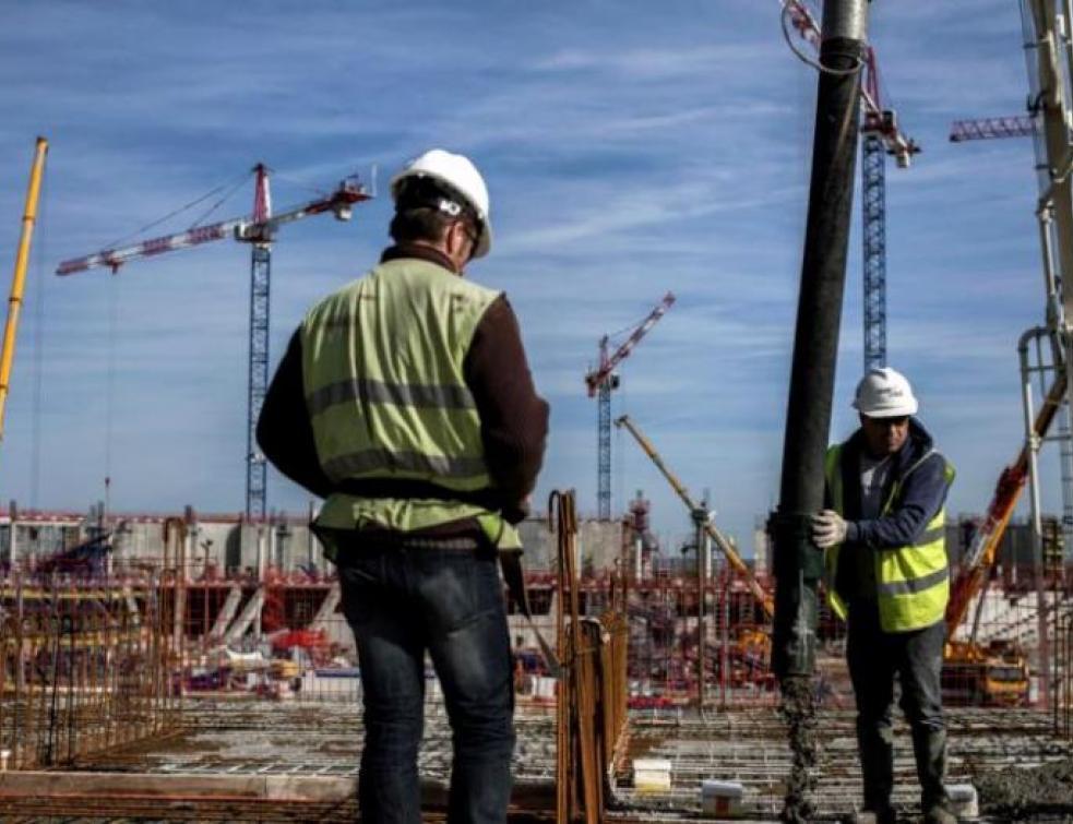 Bâtiment : 30 000 emplois perdus en 2014