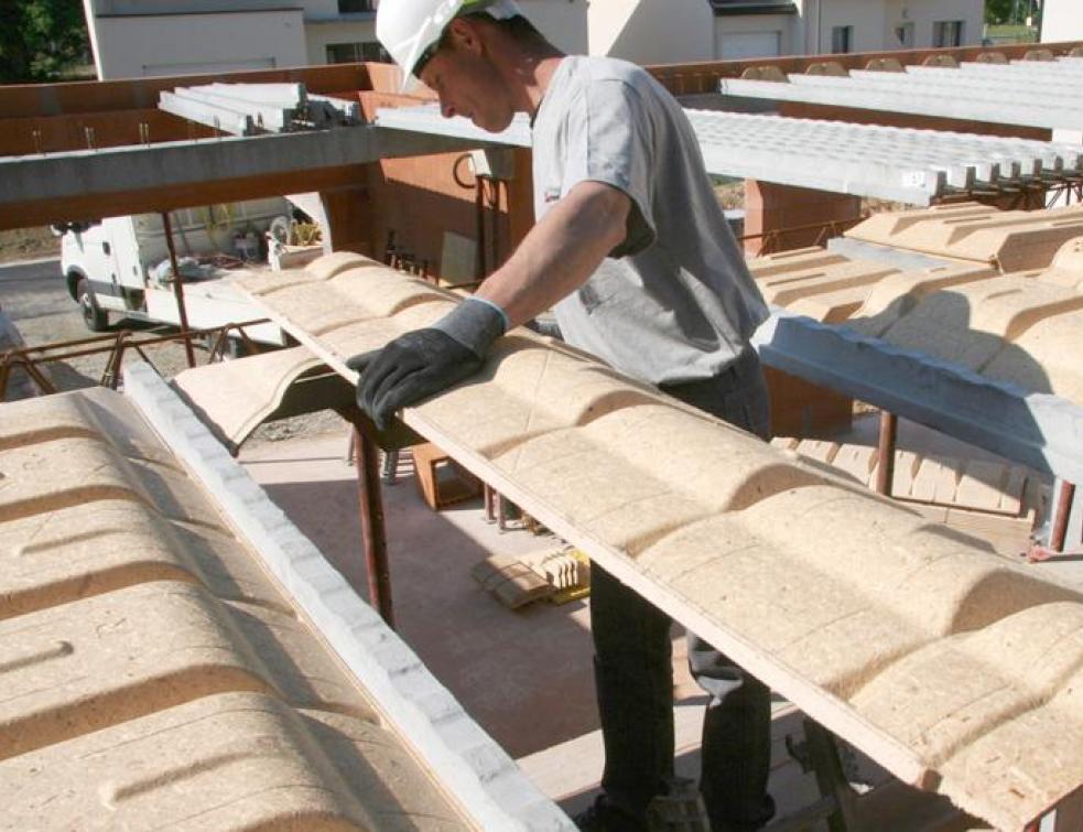 Planchers béton : des solution hight-tech