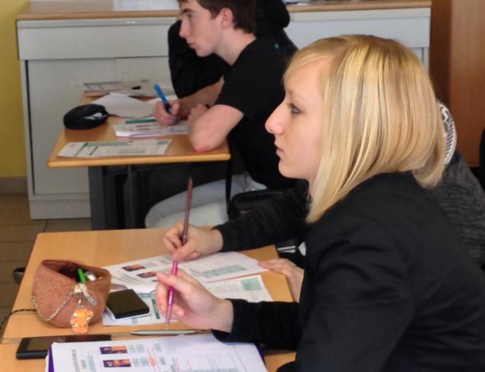 Ma vie d'Apprenti : Joanne, interne au CFA de Reims