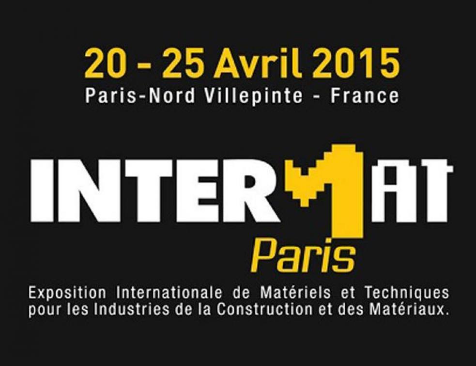Intermat 2015 : le rendez-vous des constructeurs de matériels de BTP