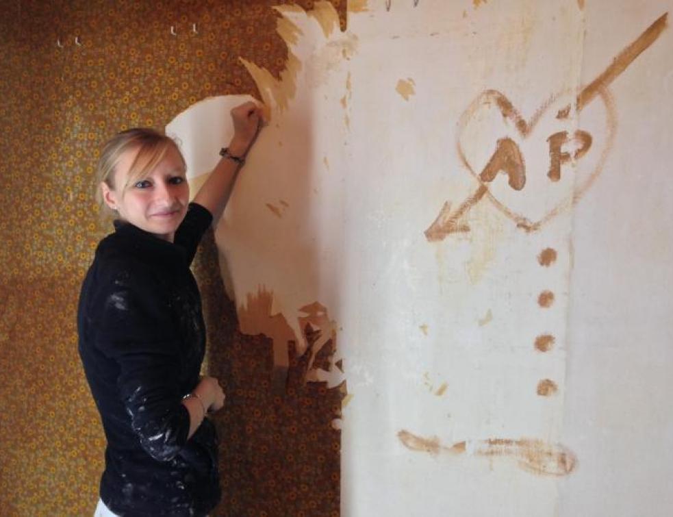 Ma vie d'Apprenti : Joanne découvre son nouveau chantier