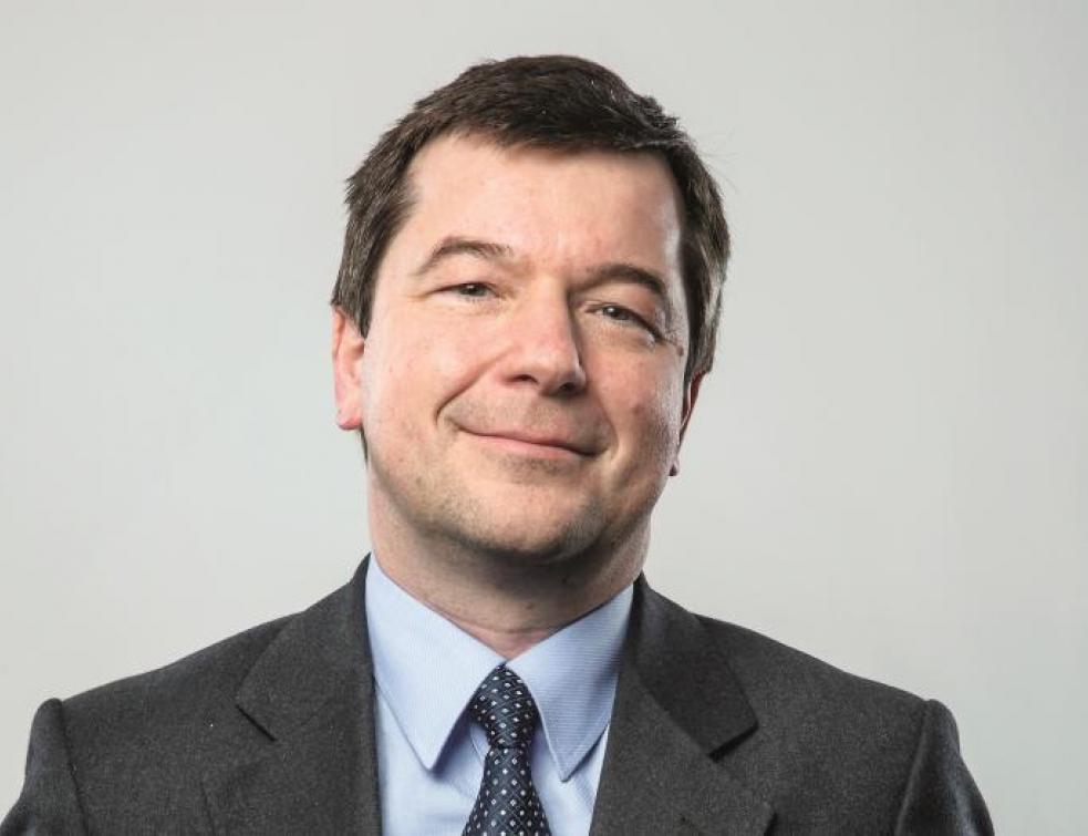 Laurent Musy, nouveau président du groupe Terreal