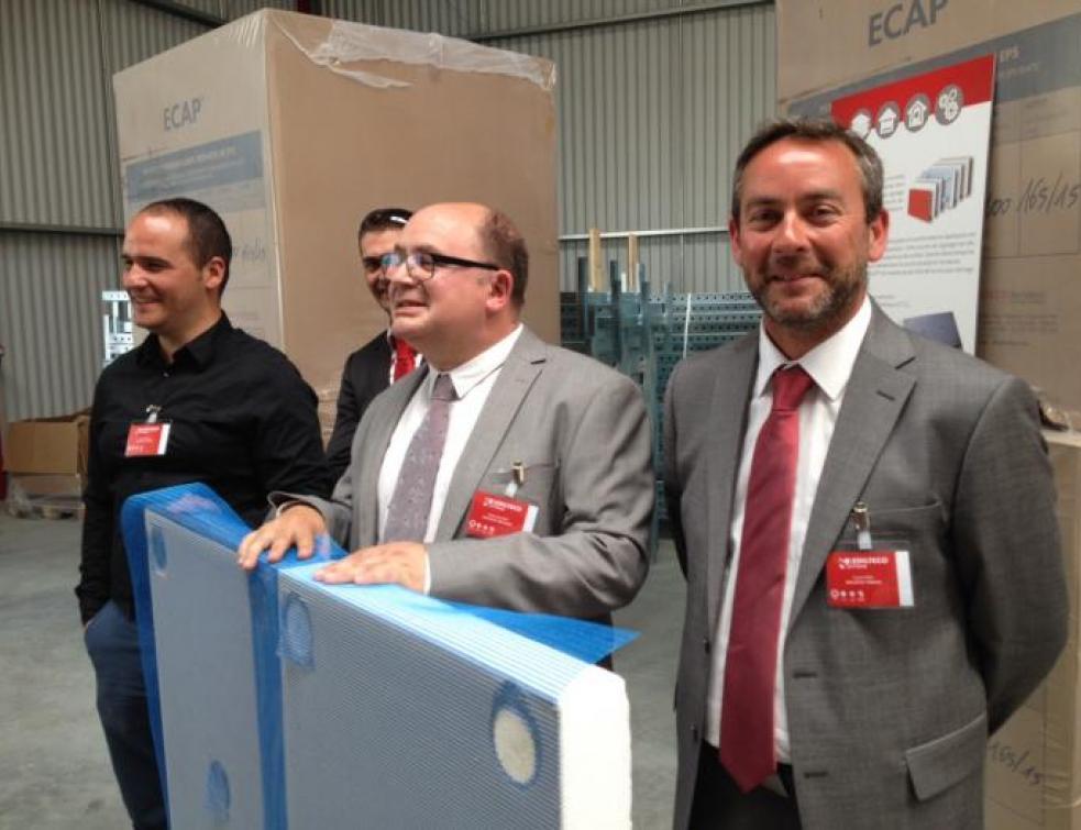 Isolation thermique par l'extérieur: un système 100% made in France