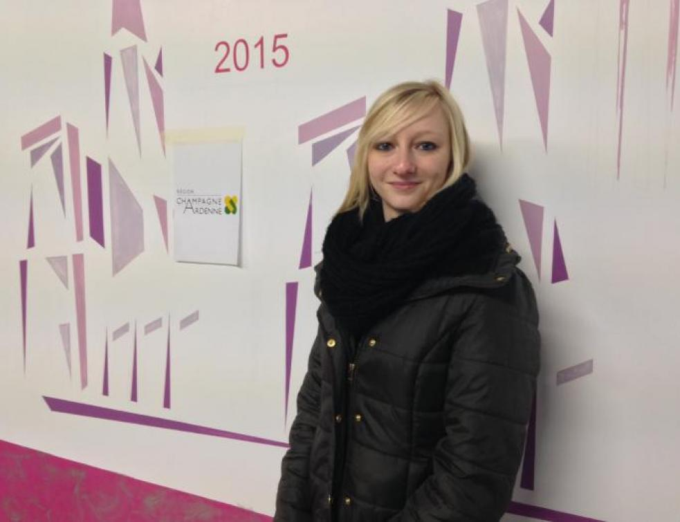 Ma vie d'apprenti : Joanne rêve de faire les Olympiades